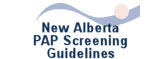 New Alberta Pap Screening Guidelines